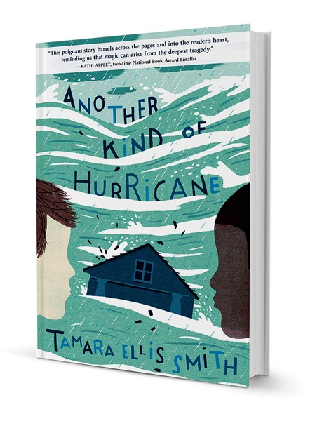Another Kind of Hurricane: Random House/Schwartz & Wade, 336 pages, $16.99.