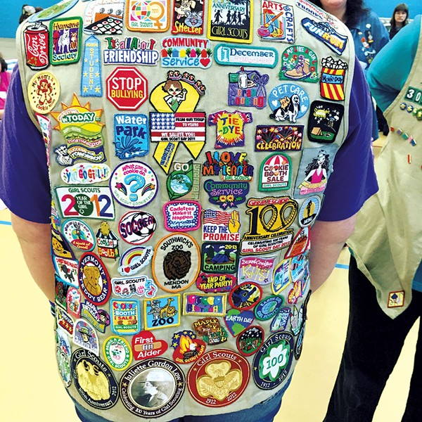 The vest 
