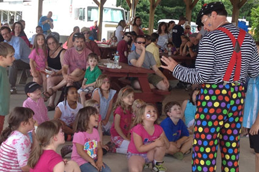 Sam Mazza's Strawberry Festival