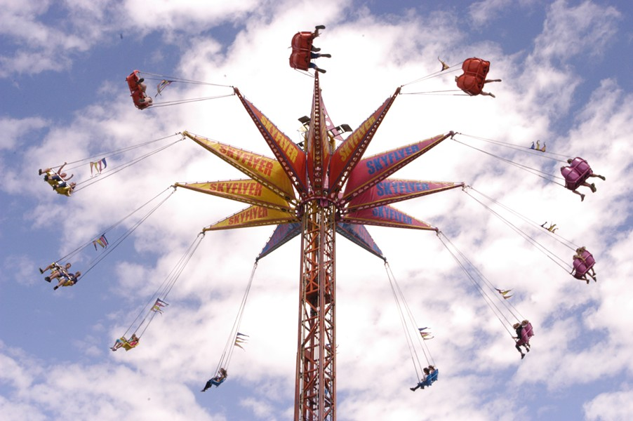 Champlain Valley Fair - MATTHEW THORSEN