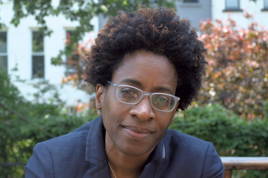 Jacqueline Woodson - COURTESY PHOTO
