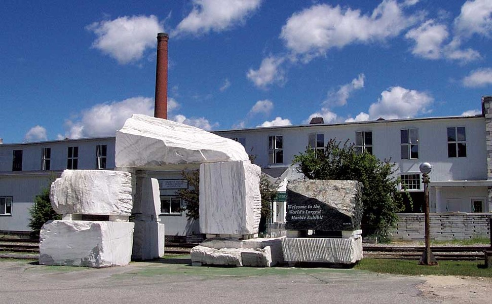 Vermont Marble Museum - COURTESY IMAGE