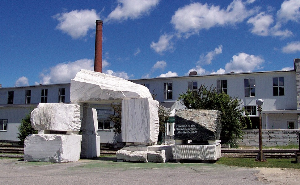 Vermont Marble Museum - COURTESY