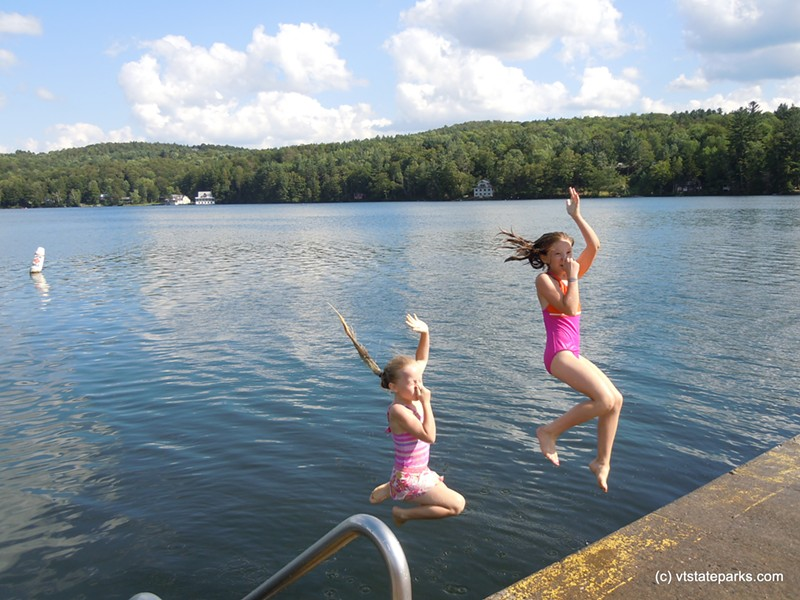 Silver Lake State Park - COURTESY VERMONT STATE PARKS