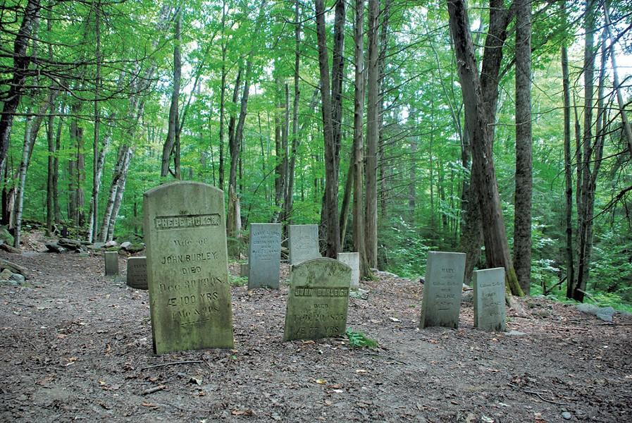 Ricker Cemetery - JOANNE PEREIRA