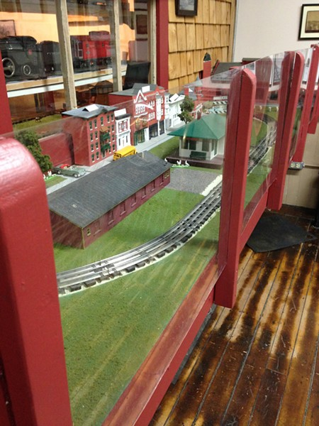 The Railroad Room - JOY CHOQUETTE