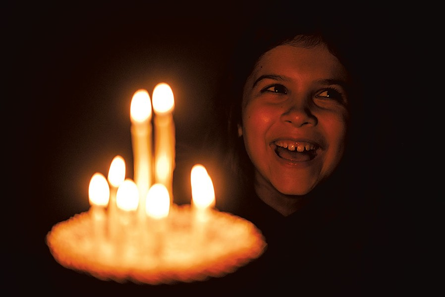 Birthday cake for Sadie - SAM SIMON