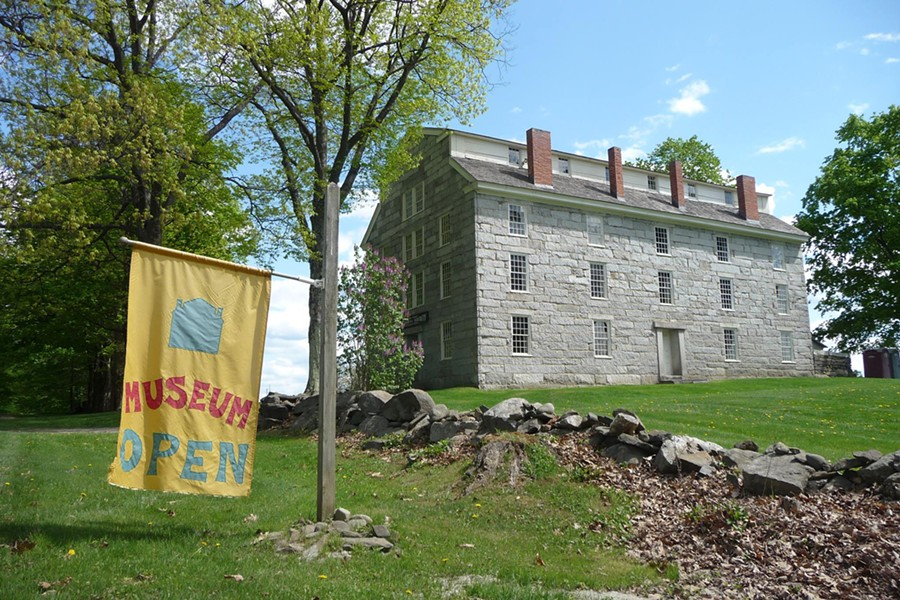 Old Stone House Museum