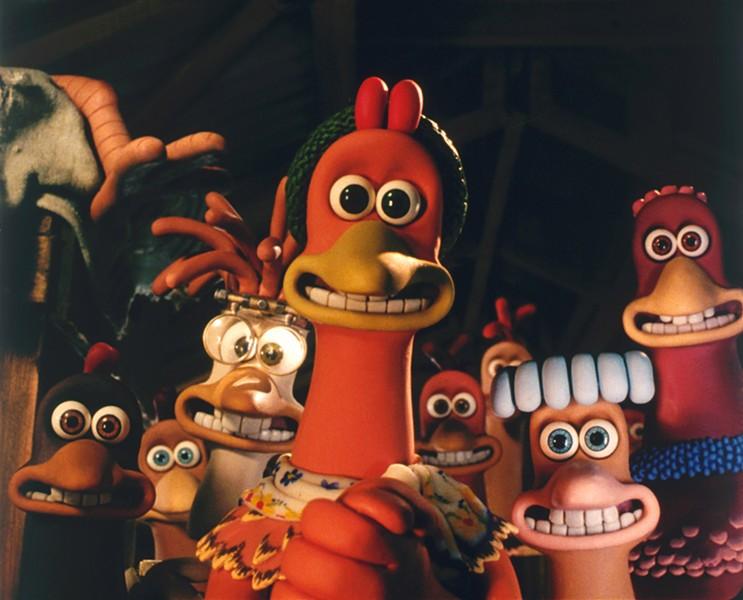 'Chicken Run' - © DREAMWORKS DISTRIBUTION / COURTESY EVERETT COLLECTION