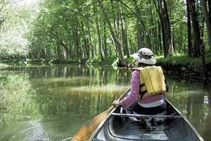 Exploring the LaPlatte River