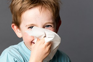 What Can Parents Do About Kids' Persistent Nosebleeds?
