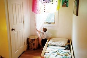 Mo's bedroom