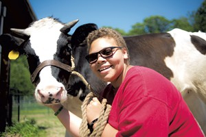 Cows and Classwork: An Animal Science Teacher Reflects on a Half Century of Educating Kids