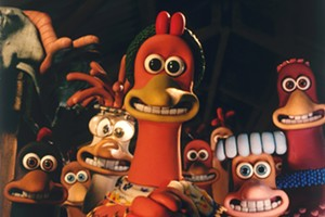 'Chicken Run'