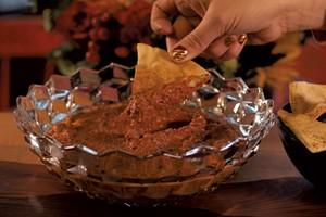 Muhammara and Pita Chips