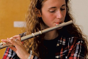 A Burlington Teen Shares Her Passion for Traditional Music
