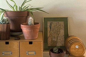 Wooden ware finds