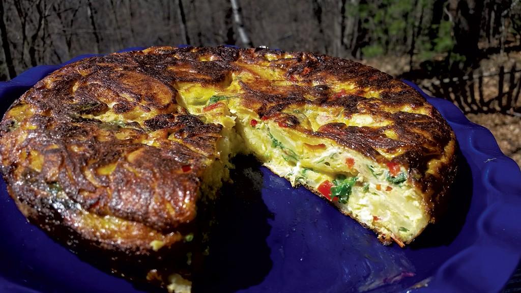 spanish tortilla - ASTRID HEDBOR LAGUE