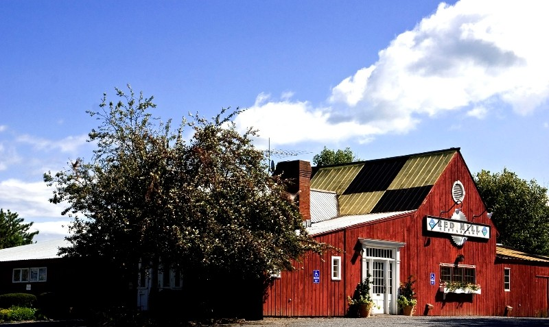 Basin Harbor Club's Red Mill Restaurant