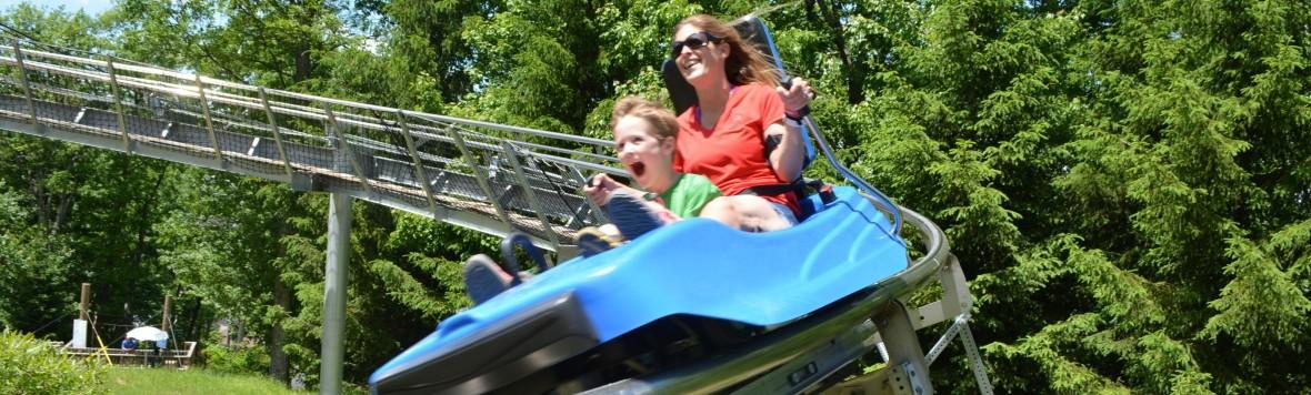 Killington Beast Mountain Coaster