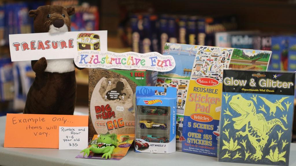 Treasure Boxes by Kidstructive Fun - COURTESY IMAGE
