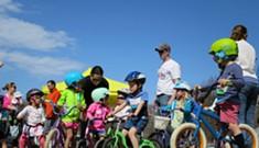 Road Biking Workshops for Kids with Burlington-based Local Motion