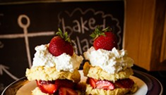 Home Cookin': Strawberry Shortcake