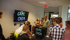 Champlain College Summer Academy Teaches Teens Game-Building Skills