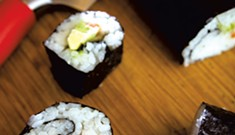 Roll With It: Vegetarian Sushi