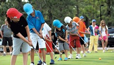 A Shelburne Golf Course Offers New Camps for Kids