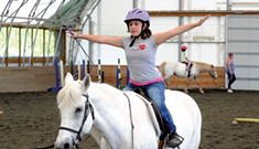 Riding it Out: How Horse-Assisted Therapy is Helping Kids In and Out of the Barn