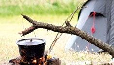Fire It Up for the Campfire Cook-Off Contest