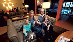 No Spare Time: An International Pair on Running a Bowling Alley While Raising Kids