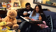 Family Focus: A Burlington Couple on Eating Together, Working With Refugees and Being Thankful