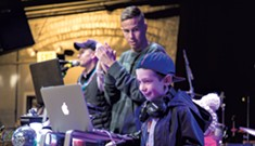 Music Mixer: Fourth Grader DJ Zandro Finds His Groove With Electronic Music