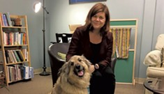 How Can a Therapy Dog Help When Counseling Children and Teens?