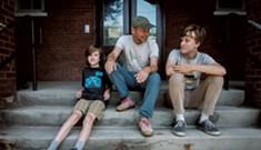 Parent Portrait: James, Eli & Oliver