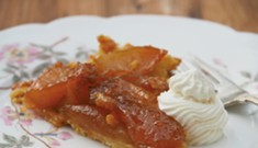 Maple-Apple Tarte Tatin: A Vermont Spin on a French Classic