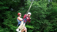 Fun for Everyone: Partners in Adventure Helps Young People With Special Needs Experience the Joy of Camp