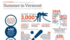 By the Numbers: Summer in Vermont