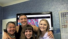 St. Albans Website Streams Inspiration to Students