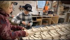Vermont Bluebird Project Brings Birdhouse Kits to Kids