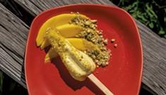 Mealtime: Mango Kulfi Popsicles