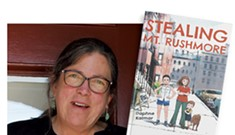 Children's Author Kalmar Releases 'Stealing Mt. Rushmore'