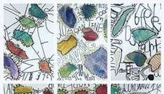 Burlington Middle Schoolers Create Pandemic-Inspired Art