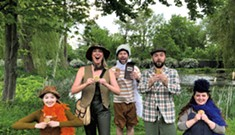 Lyric Theatre Leaps Into In-Person Shows With 'A Year With Frog and Toad'