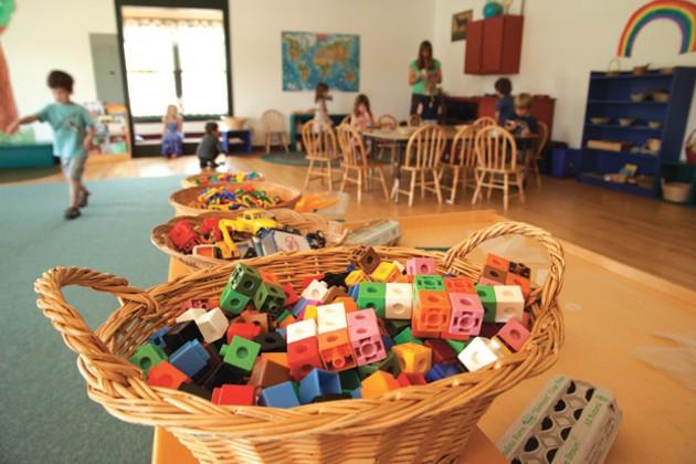 Habitat: Super-Cool Preschool   Slideshows   Kids VT - small
