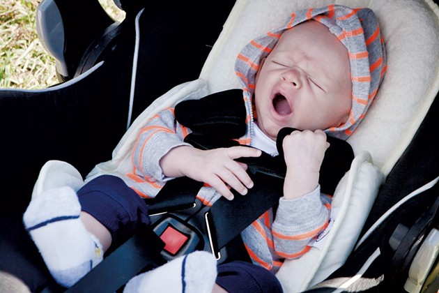 Car Seat Safety, Vermont Child Seat Laws