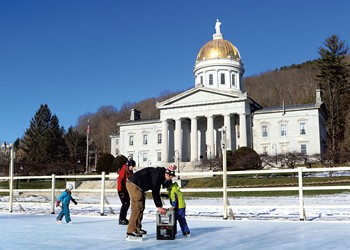 Statehouse Skating