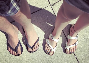 Daddy Got His Nails Did: A Girl and Her Father Confront Gender Norms During a Pedicure